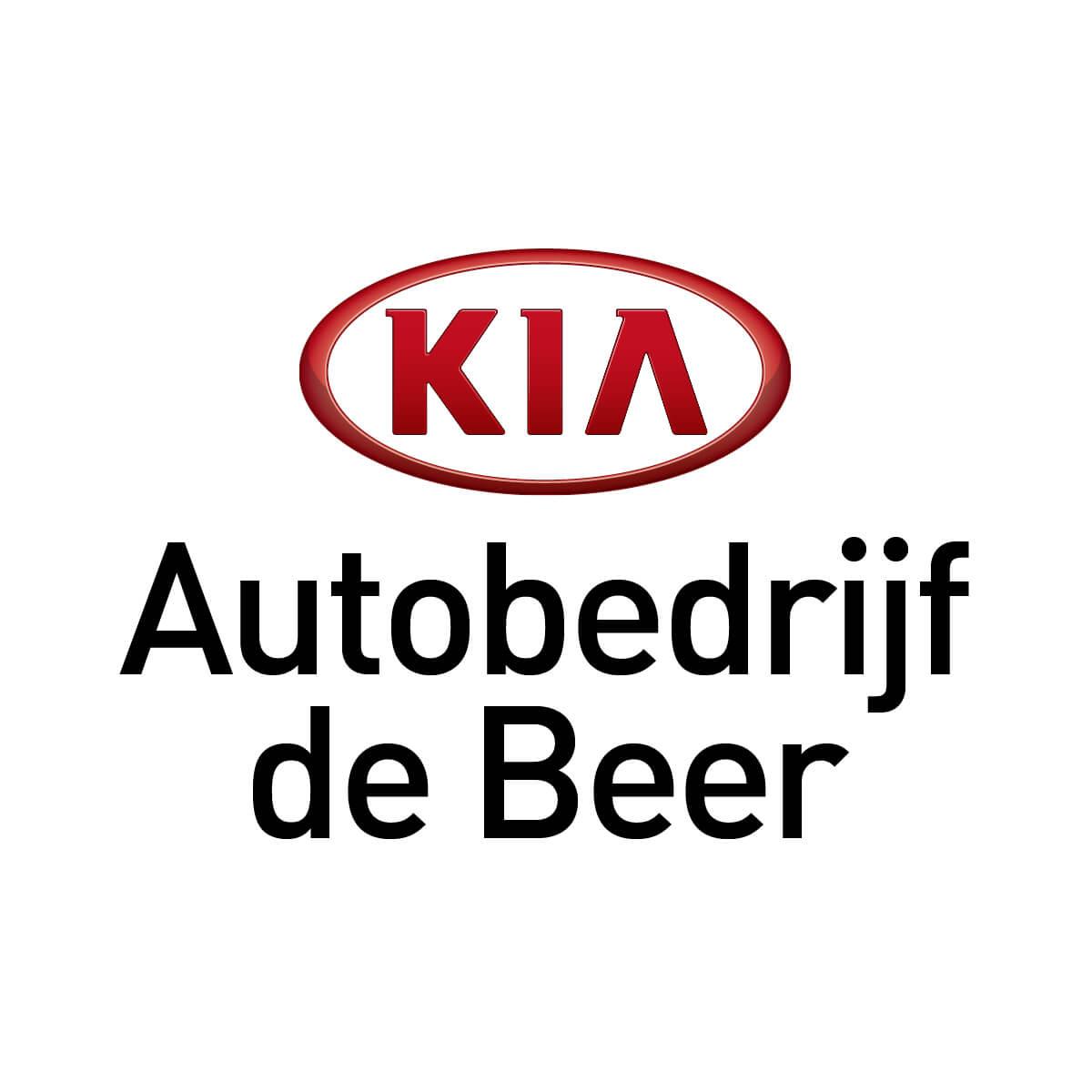 KIA autobedrijf de beer