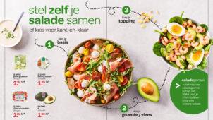 Spar - Stel je Salade samen