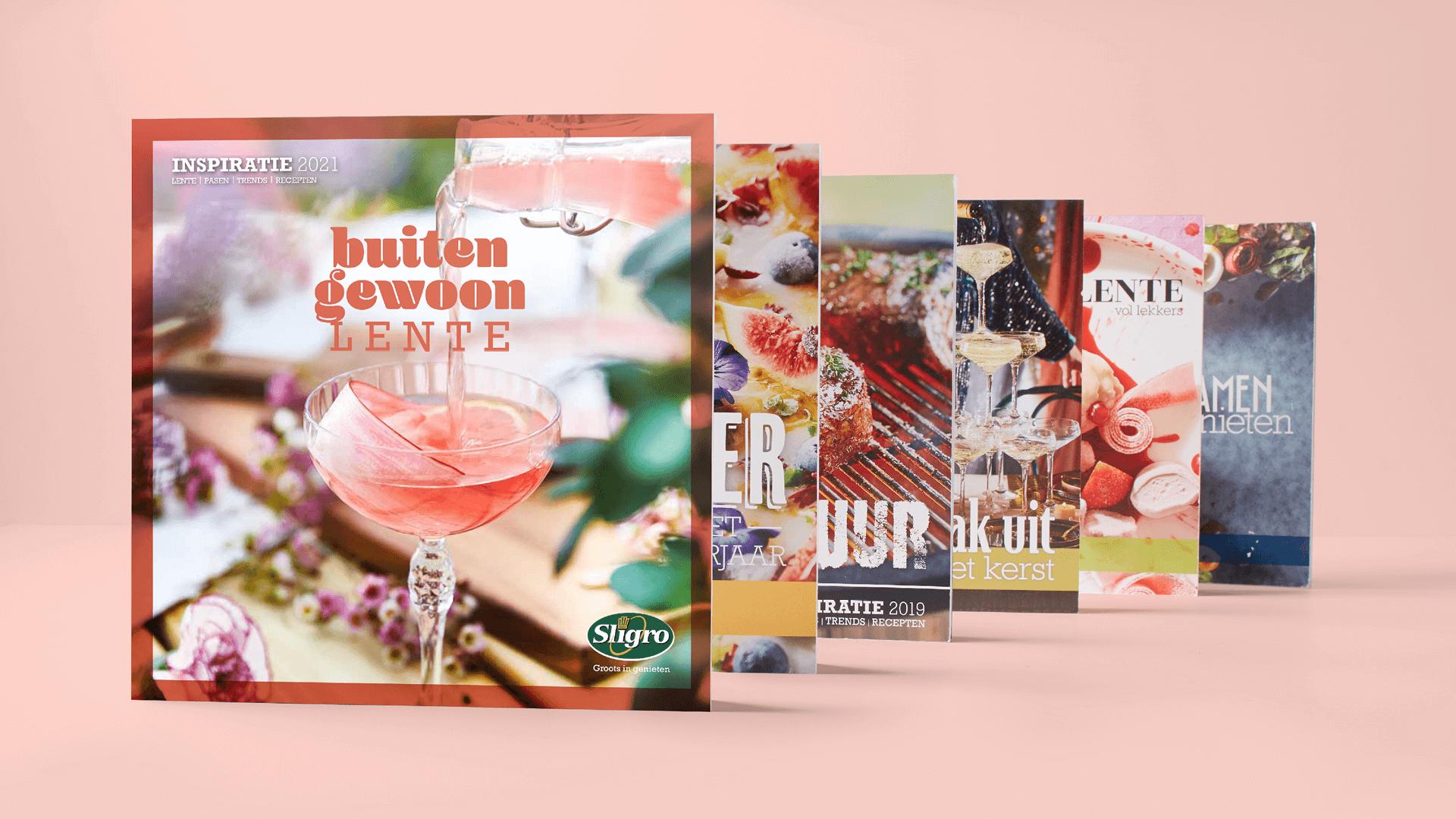 Buitengewoon lente inspiratiemagazine