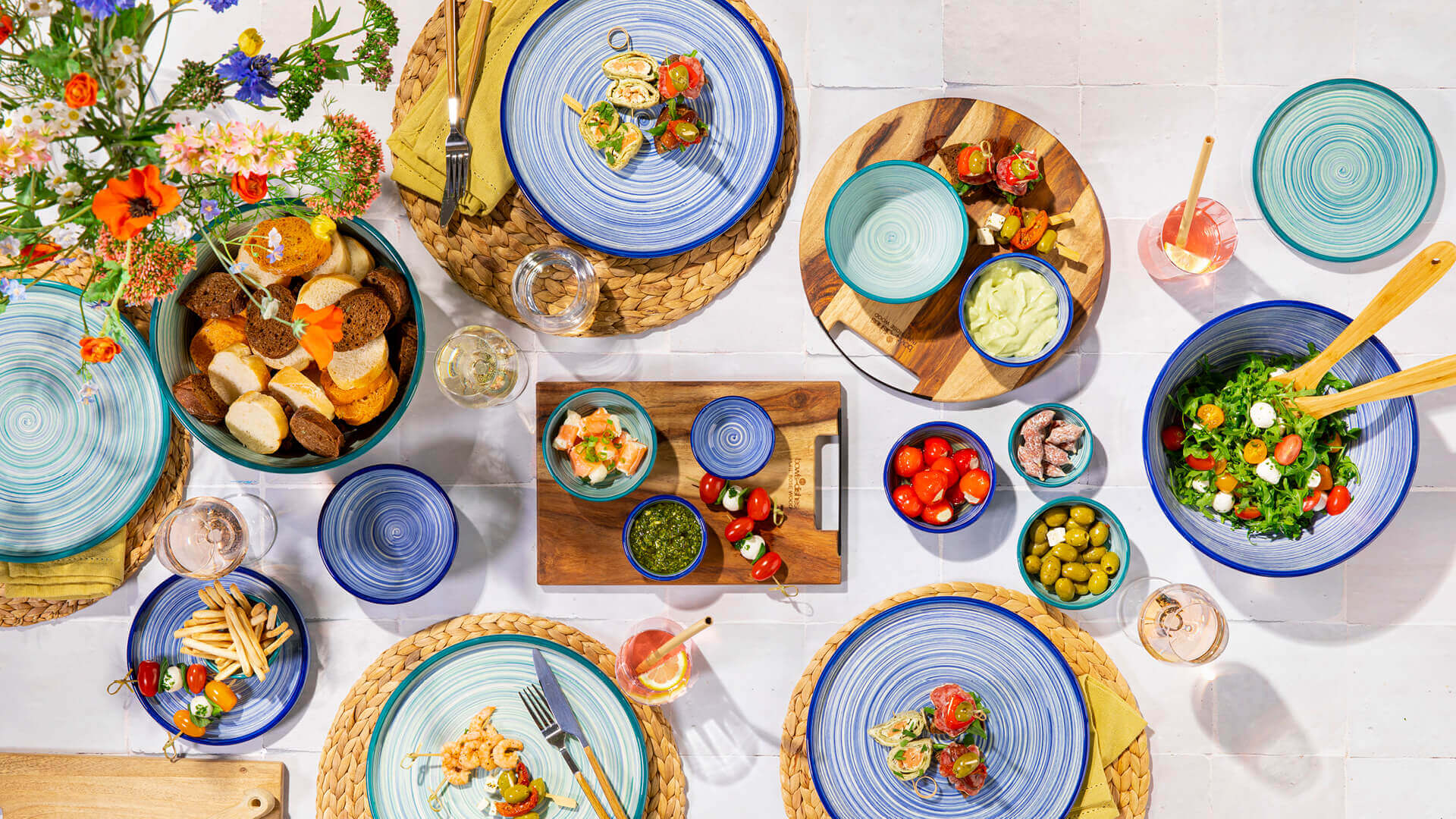 Spaarcampagne Bowls & Dishes